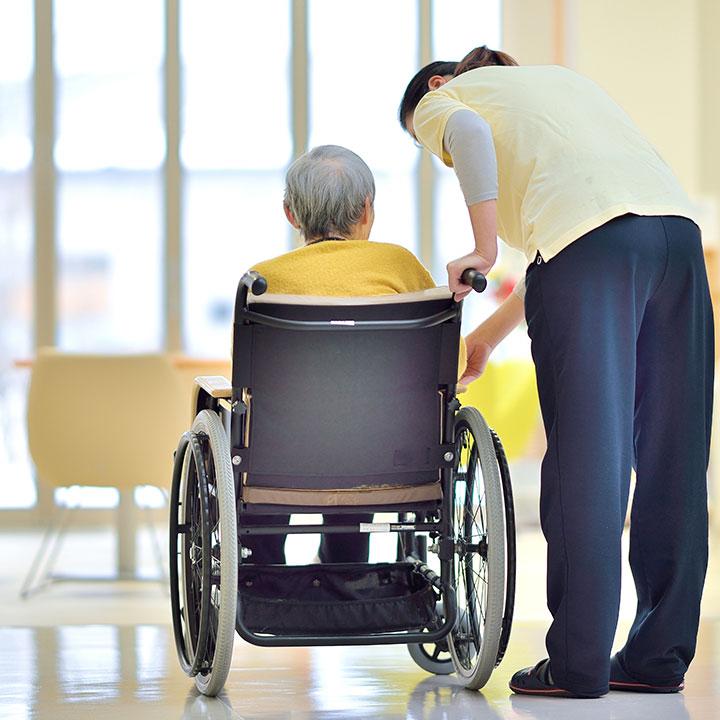 施設介護との違い